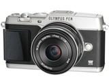 OLYMPUS PEN E-P5 17mm F1.8レンズキット [シルバー]