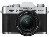 FUJIFILM X-T10 レンズキット [シルバー]