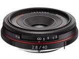 HD PENTAX-DA 40mmF2.8 Limited [ブラック]