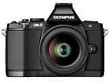 OLYMPUS OM-D E-M5 レンズキット [ブラック]