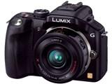 LUMIX DMC-G5X-K 電動ズームレンズキット [エスプリブラック]