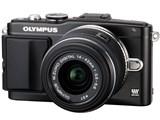 OLYMPUS PEN Lite E-PL5 レンズキット [ブラック]