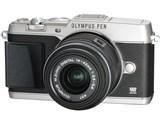 OLYMPUS PEN E-P5 14-42mm レンズキット [シルバー]