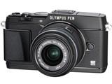 OLYMPUS PEN E-P5 14-42mm レンズキット [ブラック]