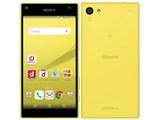 Xperia Z5 Compact SO-02H docomo [Yellow]