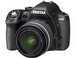 PENTAX K-50 レンズキット [ブラック]
