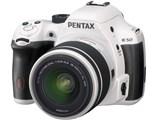 PENTAX K-50 レンズキット [ホワイト]