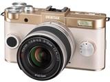 PENTAX Q-S1 ダブルズームキット [シャンパンゴールド×クリーム]