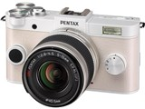 PENTAX Q-S1 ダブルズームキット [ピュアホワイト×クリーム]