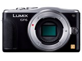 LUMIX DMC-GF6-K ボディ [ブラック]