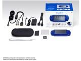 PSP プレイステーション・ポータブル メタリック・ブルー バリューパック PSPJ-20003