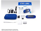 PSP プレイステーション・ポータブル メタリック・ブルー ワンセグパック PSPJ-20004