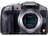 LUMIX DMC-G6-S ボディ [シルバー]