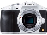 LUMIX DMC-G6-W ボディ [ホワイト]