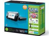 Wii U すぐに遊べるファミリープレミアムセット + Wii Fit U kuro