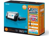 Wii U すぐに遊べるファミリープレミアムセット kuro