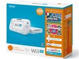 Wii U すぐに遊べるファミリープレミアムセット shiro