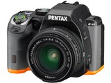 PENTAX K-S2 ダブルズームキット [ブラック×オレンジ]