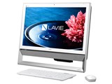 LAVIE Desk All-in-one DA350/BAW PC-DA350BAW