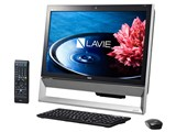 LAVIE Desk All-in-one DA370/BAB PC-DA370BAB [ファインブラック]
