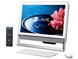 LAVIE Desk All-in-one DA370/BAW PC-DA370BAW [ファインホワイト]