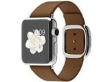 Apple Watch 38mm Lサイズ MJ3D2J/A [ブラウンモダンバックル]