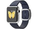 Apple Watch 38mm Mサイズ MJ342J/A [ミッドナイトブルーモダンバックル]