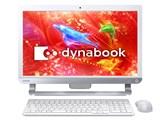 dynabook D41 D41/RW PD41RWP-SHA [リュクスホワイト]