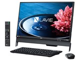 LAVIE Desk All-in-one DA370/EAB PC-DA370EAB [ファインブラック]