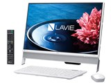 LAVIE Desk All-in-one DA370/EAW PC-DA370EAW [ファインホワイト]