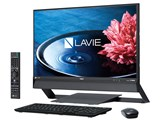 LAVIE Desk All-in-one DA770/EAB PC-DA770EAB [ファインブラック]