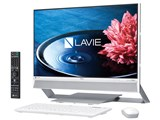 LAVIE Desk All-in-one DA770/EAW PC-DA770EAW [ファインホワイト]