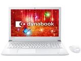 dynabook T45 T45/CW PT45CWP-SJA2 [リュクスホワイト]