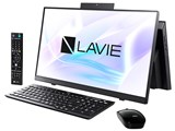 LAVIE Home All-in-one HA770/RAB PC-HA770RAB [ファインブラック]