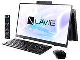 LAVIE Home All-in-one HA370/RAB PC-HA370RAB [ファインブラック]