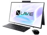 LAVIE Home All-in-one HA700/RAB PC-HA700RAB [ファインブラック]