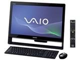 VAIO Jシリーズ VPCJ216FJ/B [ブラック]