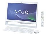 VAIO Jシリーズ VPCJ216FJ/W [ホワイト]