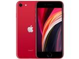 iPhone SE 第2世代 (PRODUCT)RED 64GB au [レッド] (MNP)