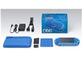PSP プレイステーション・ポータブル バリューパック バイブラント・ブルー PSPJ-30024