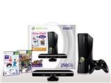 Xbox 360 250GB + Kinect バリューパック