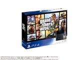 プレイステーション4 HDD 500GB Grand Theft Auto V Pack ジェット・ブラック CUHJ-10007