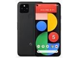 Google Pixel 5 au [Just Black]