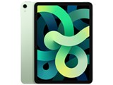 iPad Air 10.9インチ 第4世代 Wi-Fi 256GB 2020年秋モデル MYG02J/A [グリーン]