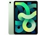 iPad Air 10.9インチ 第4世代 Wi-Fi+Cellular 64GB 2020年秋モデル MYH12J/A SIMフリー [グリーン]