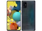 Galaxy A51 5G SCG07 au [プリズム ブリックス ブラック]