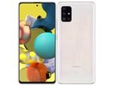 Galaxy A51 5G SCG07 au [プリズム ブリックス ホワイト]