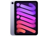 iPad mini 8.3インチ 第6世代 Wi-Fi+Cellular 64GB 2021年秋モデル MK8E3J/A SIMフリー [パープル]