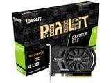 NE51650S06G1-1170F (GeForce GTX1650 STORMX OC 4GB) [PCIExp 4GB] ドスパラWeb限定モデル