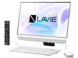 LAVIE Desk All-in-one DA370/KAW PC-DA370KAW [ファインホワイト]